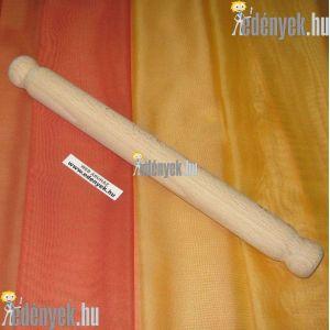 Nyújtófa, sodrófa 35 cm