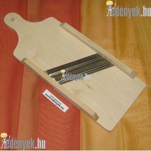 Nyeles káposztagyalu két késes 40 cm