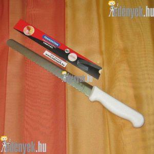 Kenyérvágó és tortaszeletelő kés 40 cm