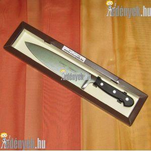 Kovácsoltvas szakács kés 33 cm