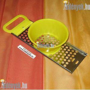 Sárga nokedliszaggató 7 mm EXP