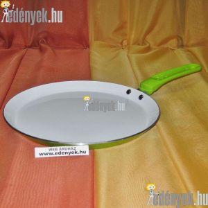 Indukciós palacsintasütő kerámia bevonattal 24 cm