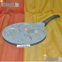 Gránitbevonatós tükörtojás sütő serpenyő