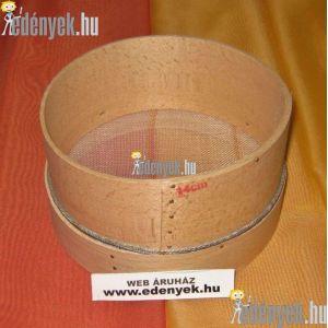 Fakeretes lisztszita 14 cm