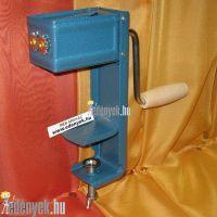Tésztavágó gép - Cérnametéltvágó gép