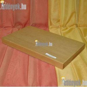 Fa vágódeszka, hentes vágódeszka 48×28×4 cm