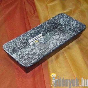 Zománcozott kalács és kenyérsütő forma 31x14 cm