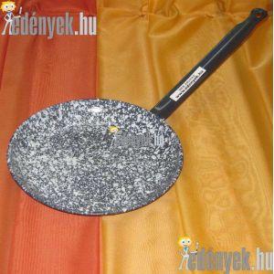 Zománcozott palacsinta és tojássütő 23 cm
